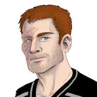 Ben Carver portrait