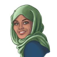 Fatima Nahas portrait