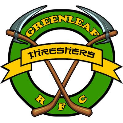 Greenleaf Threshers -- team logo