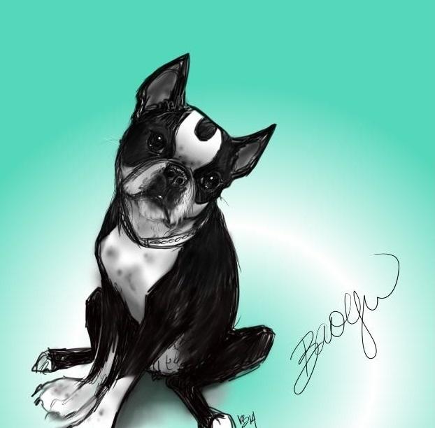 Bao Yu (Sully's dog -- fic in progress!)